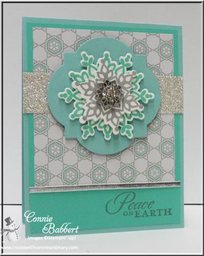CCMCWINTER13-04 Festive Flurry