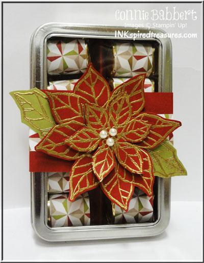 Nov 2013 Joyful Christmas Nugget Tin
