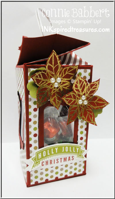 Nov 2013 Joyful Christmas Tulip Top Box