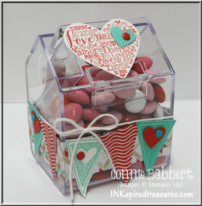 Jan 2014 Language of Love Candy dish