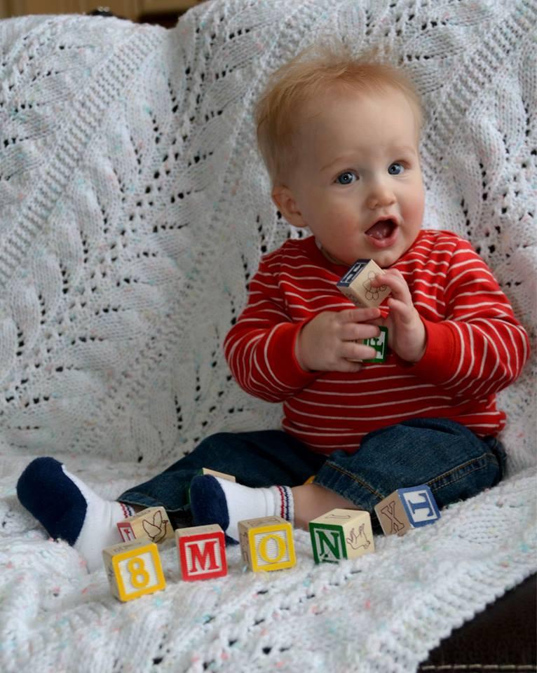 Carter 8 months