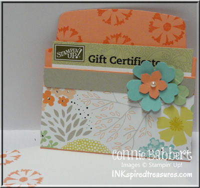 Petal Parade Gift Certificate