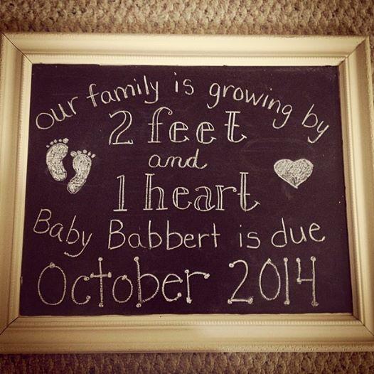 New Baby Babbert