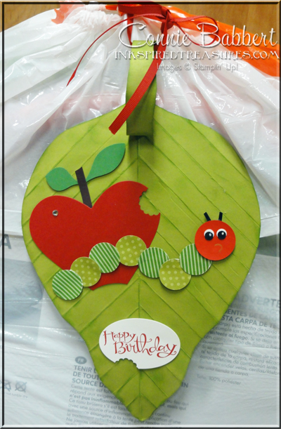 Inkspired Treasures Blog Archive Hungry Catepillar Happy Birthday – Hungry Caterpillar Birthday Card