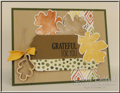 October 2014 For All Things card