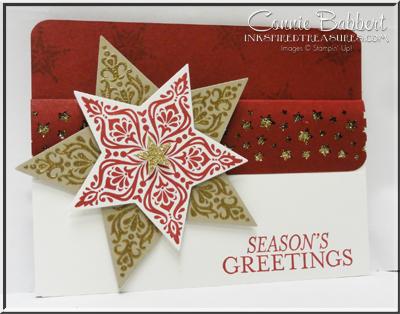 Bright & Beautiful Gift Card Holder