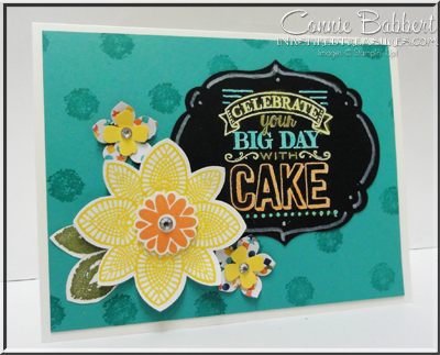 Dec 2014 Petal Potpourri Card