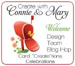 CardCreateCeleBlogHopWelcome