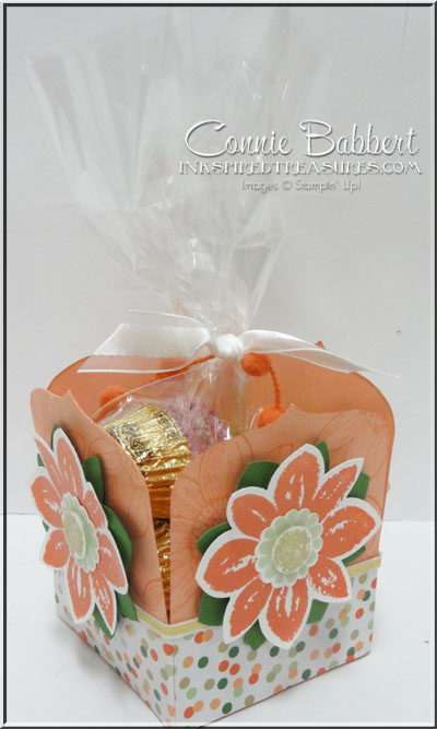 Petal Potpourri Favor Box