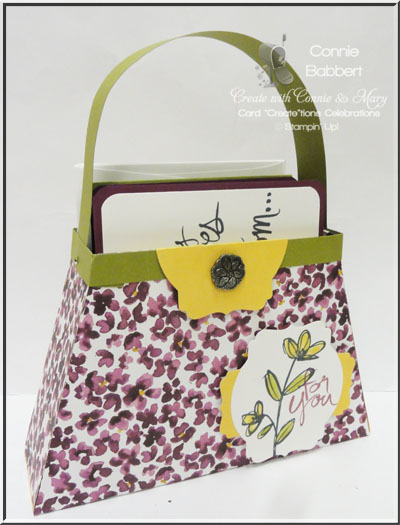 Week 3 Mother's Love Purse with cards