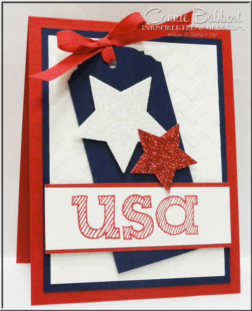 SUOC 124 Stars and Stripes