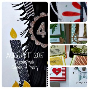 August 2015 collage