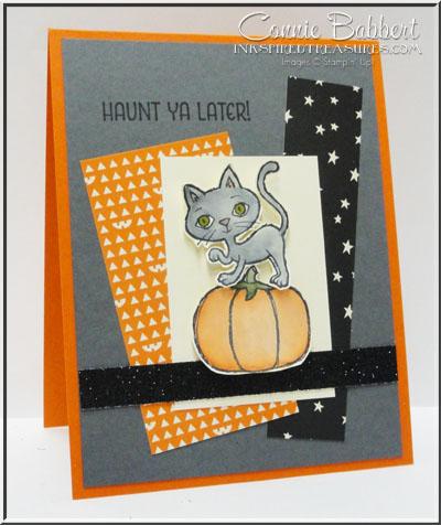 CCMC Saturday Blog Hop – Halloween deja vu?