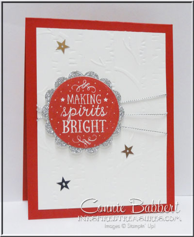 CCMC Saturday Blog Hop Red and White Christmas