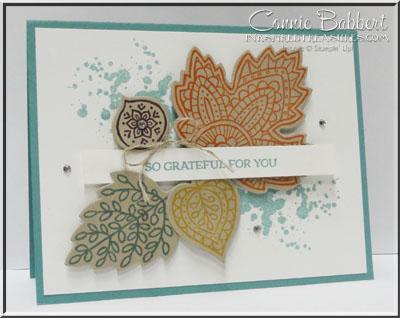 Lighthearted Leaves 2