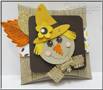 Scarecrow Fall Favor