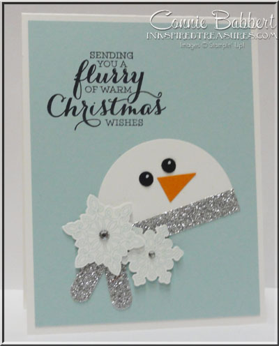 Flurry of Wishes Snowman