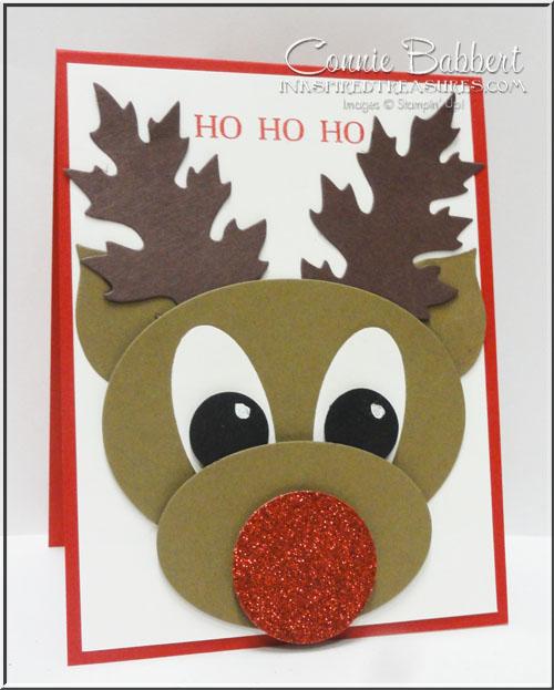 SUOC137 Rudolph Punch Art