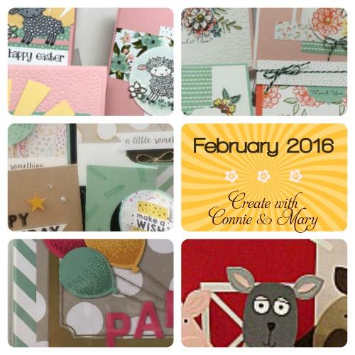 Feb 2016 collage