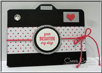 Stampin' Up! Camera Ready?