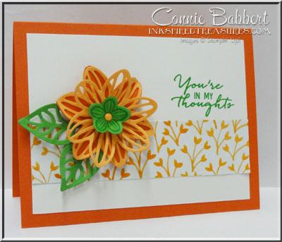 CCMC414 May Flowers Framelits