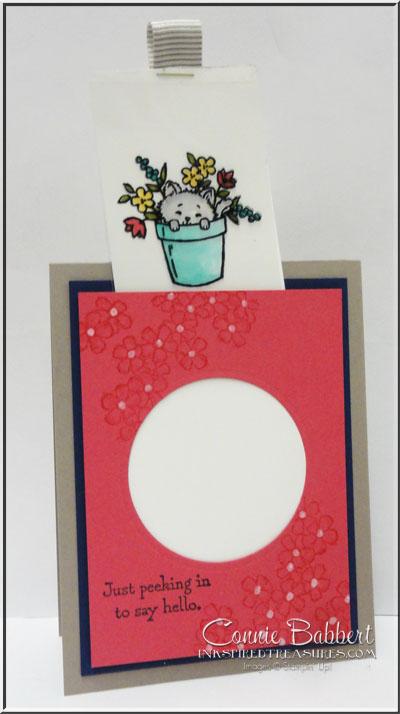Pretty Kitty Magic Card inside