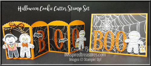 August 2016 Halloween Cookie Cutter