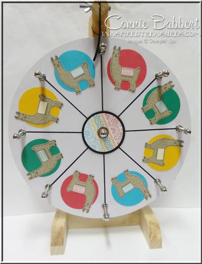 Prize Patrol Wheel