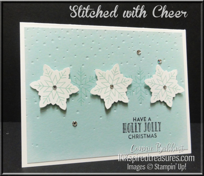 Stitched with Cheer