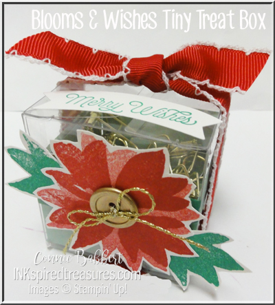 Blooms & Wishes Tiny Treat Boxes