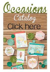 Occasions Catalog by Stampin Up