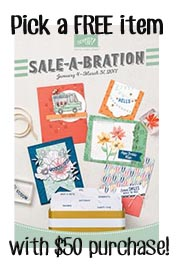 Sale-A-Bration Catalog by Stampin Up