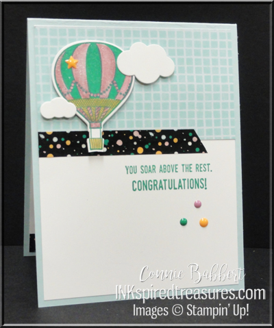 CCMC Saturday Blog Hop – Up In the Air