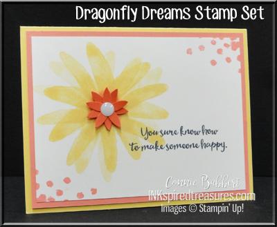 Dragonfly Dreams Flower