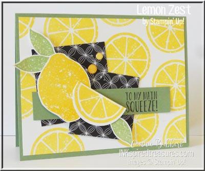 CCMC468 Lemon Zest