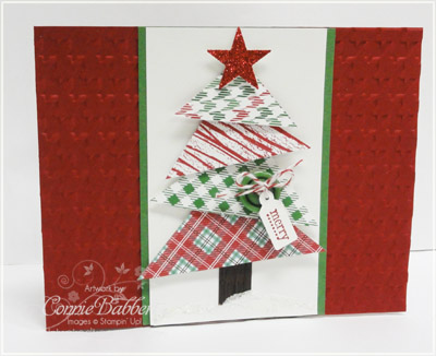 SUOC182 Quilted Christmas DSP Tree