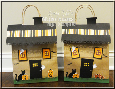 Haunted House Bags