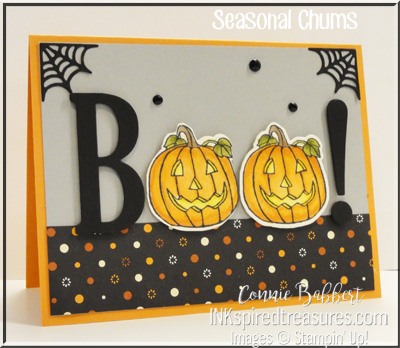Saturday Blog Hop – You've Been Boo'd