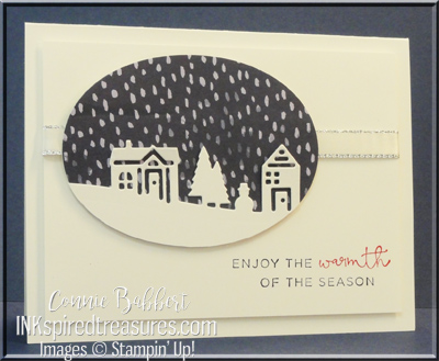 CCMC Saturday Blog Hop – Favorite Christmas Thinlit/Framelit