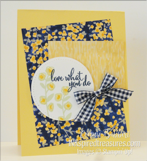 Stampin' Up! Love What You Do