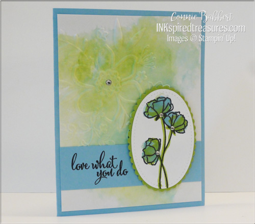 Stampin Up Love What You Do