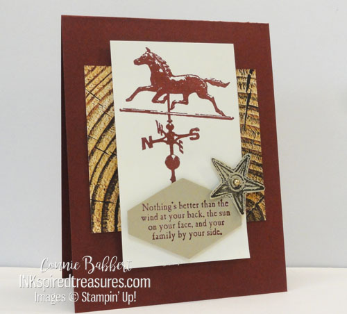Stampin' Up! Country Road