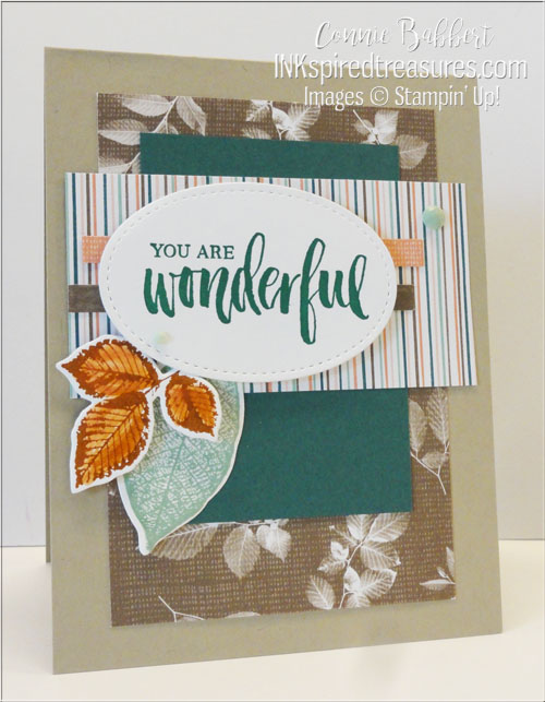 Stampin' Up!'s Rooted in Nature