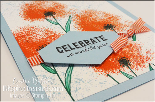 Stampin' Up! Touches of Texture closeup
