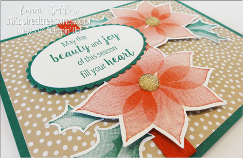 Stampin' Up! Stylish Christmas closeup