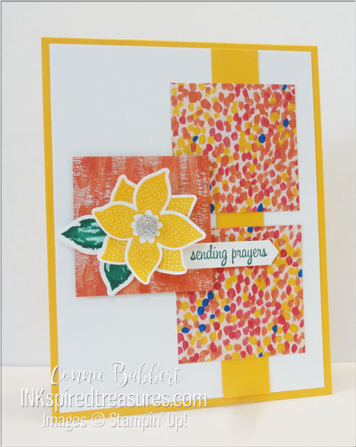 Stampin Up Pop of Petals