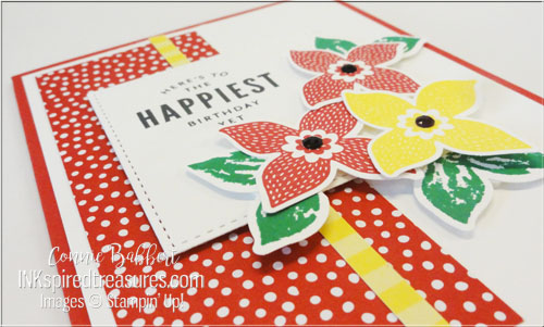 Stampin' Up! Pop of Petals closeup