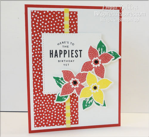 Stampin' Up! Pop of Petals