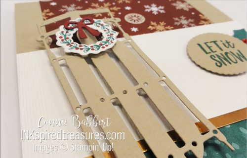 CCMC Saturday Blog Hop – Favorite Holiday Designer Paper