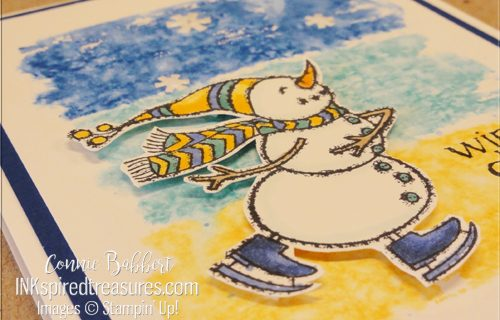IM40 – Spirited Snowman